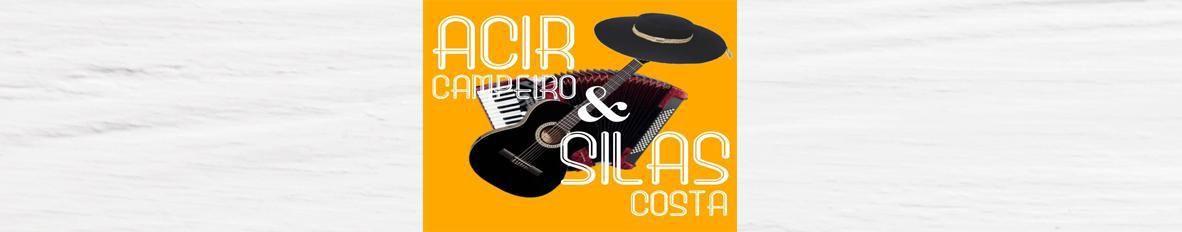 Imagem de capa de ACIR CAMPEIRO & SILAS COSTA