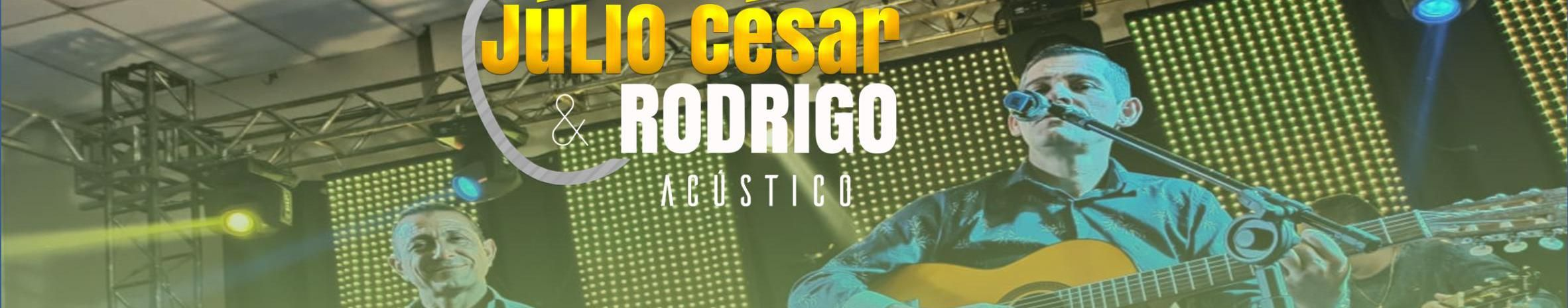 Imagem de capa de Júlio César & Rodrigo