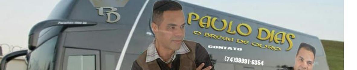 Imagem de capa de PAULO DIAS CANTA O BREGÃO DAS ANTIGAS