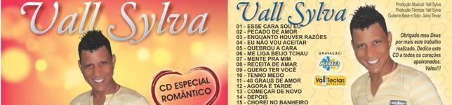 VALL SYLVA - CD ESPECIAL ROMÂNTICO