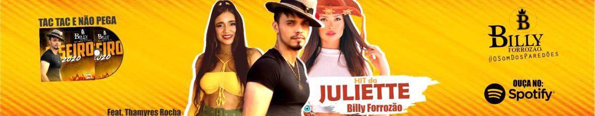 Imagem de capa de Billy Forrozão