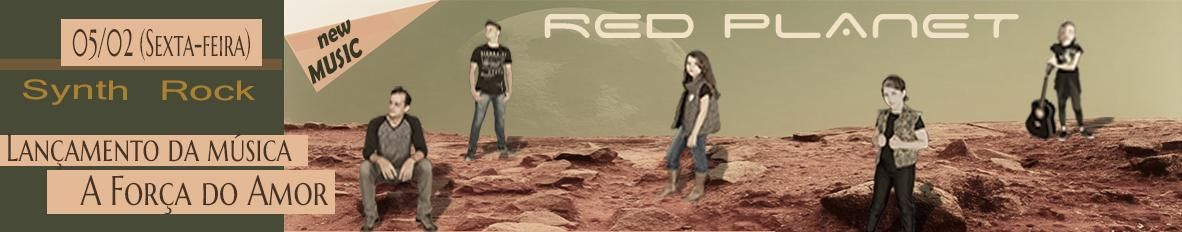 Imagem de capa de Red Planet
