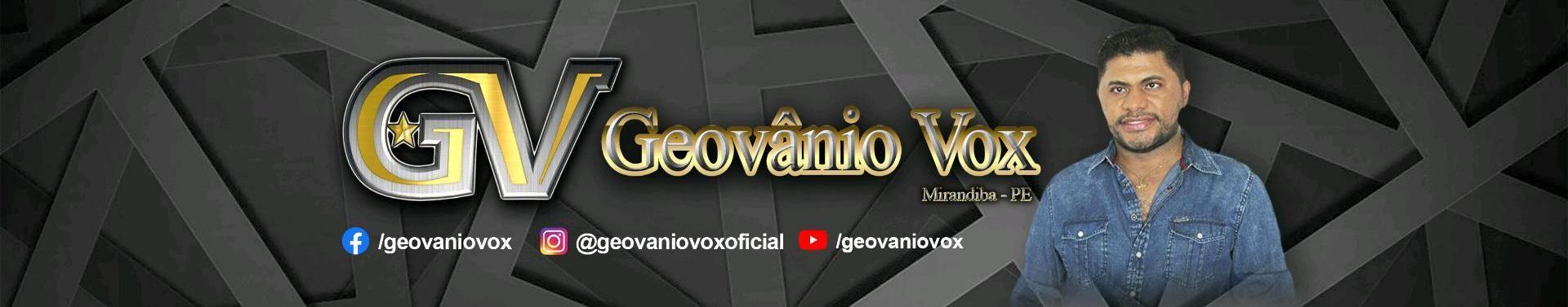 Imagem de capa de GEOVÂNIO VOX