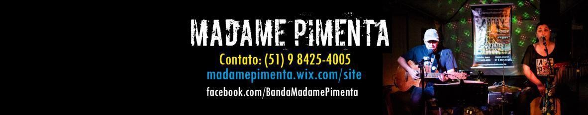 Imagem de capa de Madame Pimenta