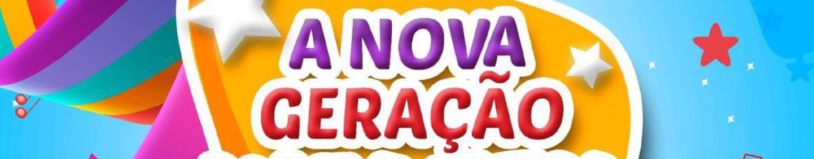 Imagem de capa de A NOVA GERAÇÃO INFANTIL