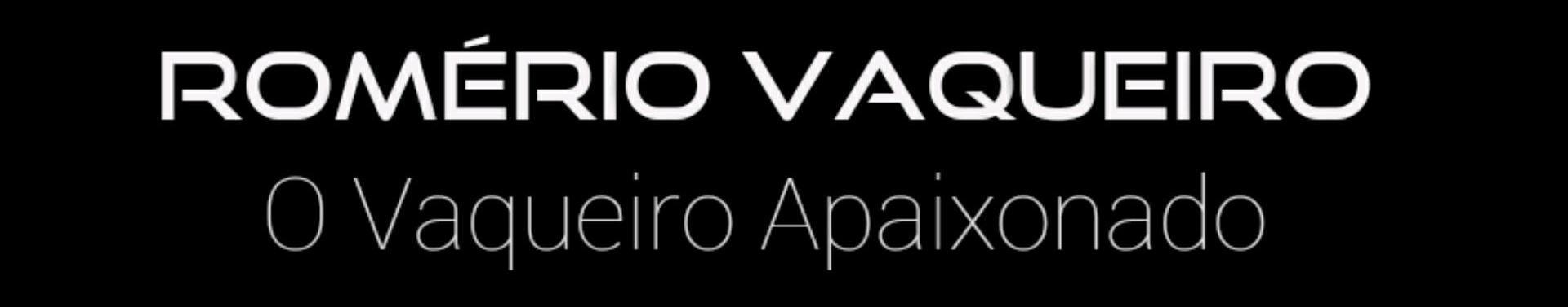 Imagem de capa de Romerio Vaqueiro Official
