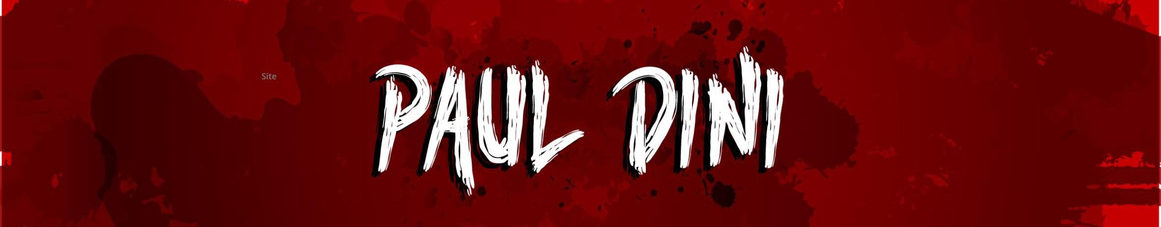 Imagem de capa de Paul Dini