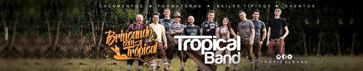 Imagem de capa de Tropical Band Oficial
