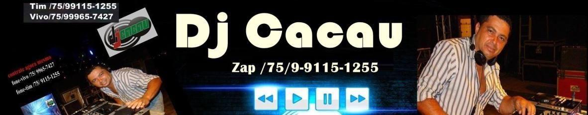 Imagem de capa de Dj Cacau
