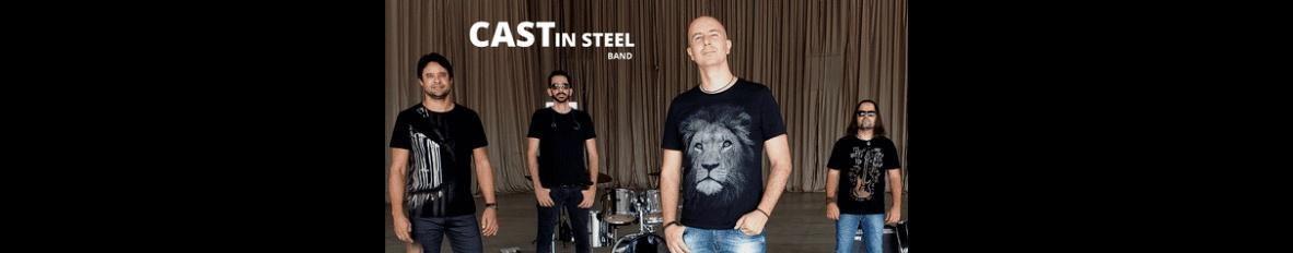Imagem de capa de Cast in Steel
