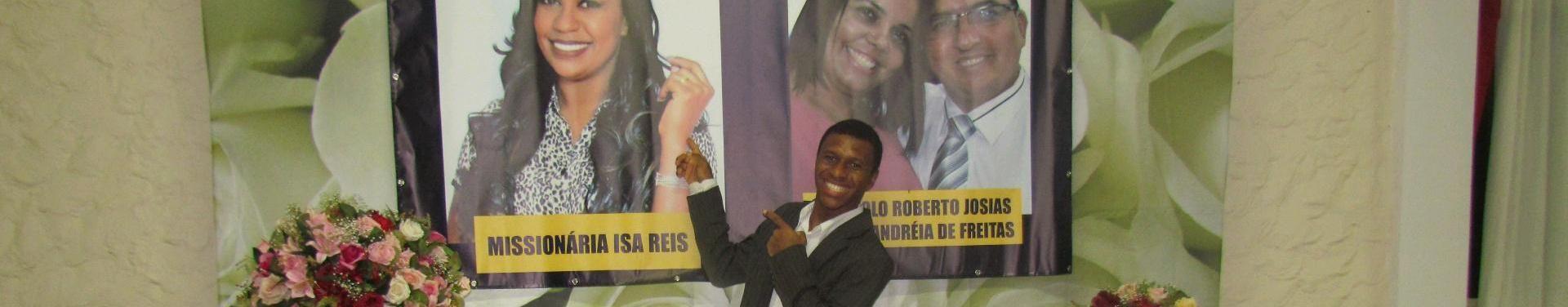 Imagem de capa de Pastor Douglas Rezende