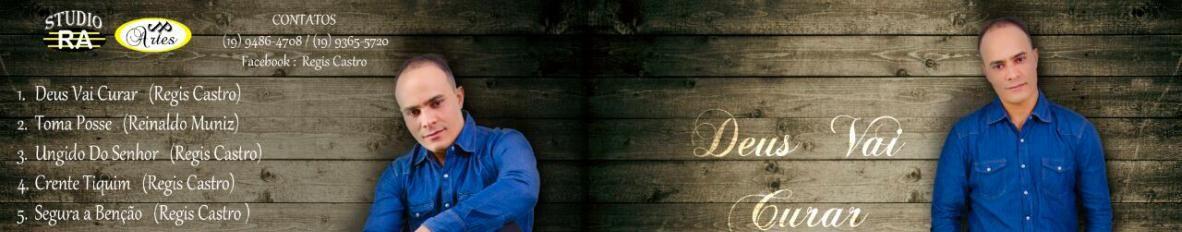 Imagem de capa de Regis Castro