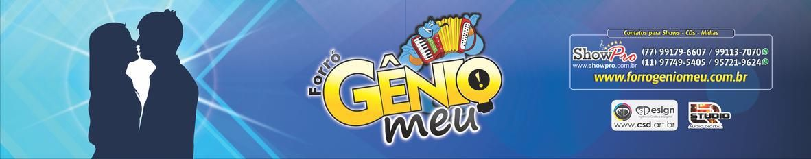 Imagem de capa de Forró Gênio Meu