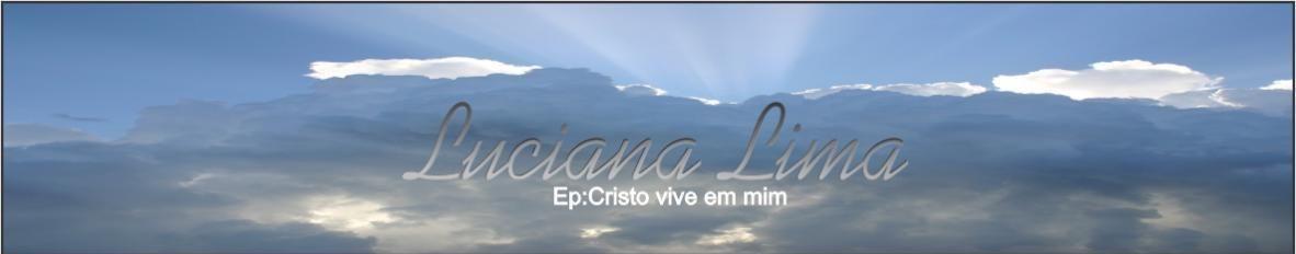Imagem de capa de LUCIANA LIMA