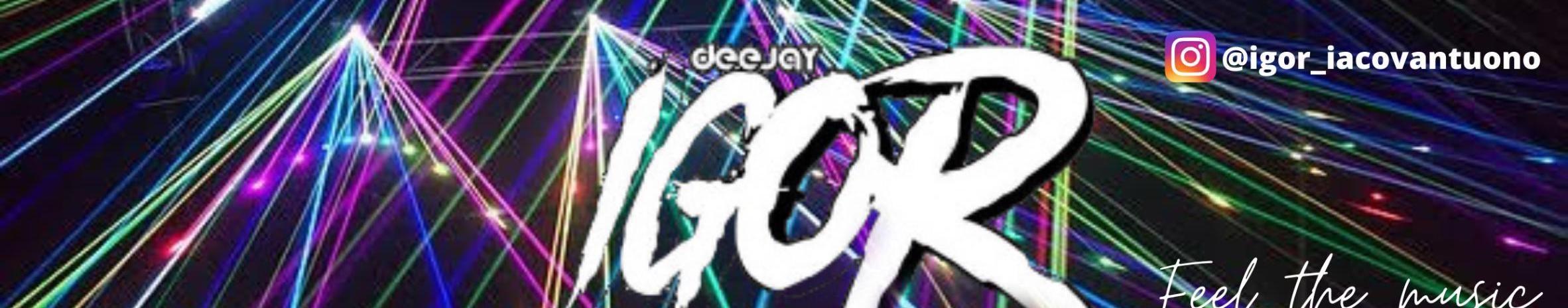 Imagem de capa de DJ IGOR