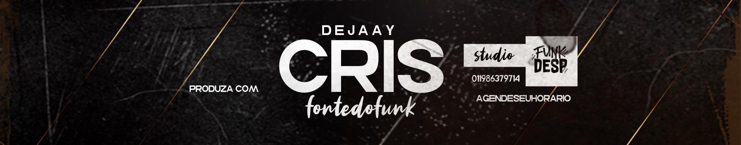 Imagem de capa de DJ Cris Fontedofunk