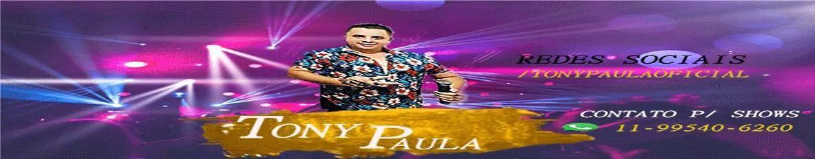 Imagem de capa de Tony Paula
