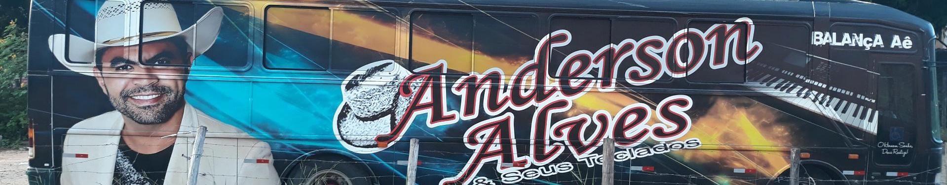 Imagem de capa de Anderson Alves - A Pancada do Forró