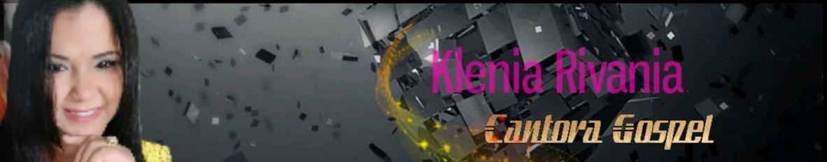 Imagem de capa de Cantora Klenia Rivania