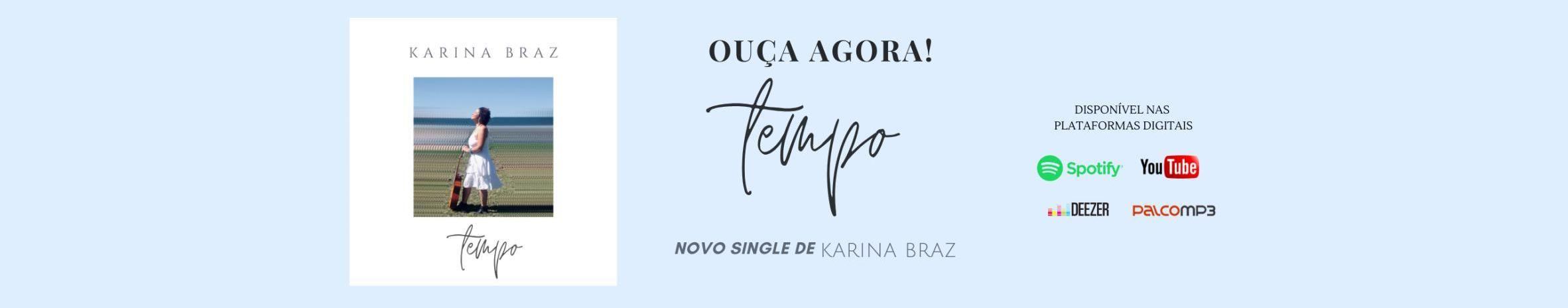 Imagem de capa de Karina Braz