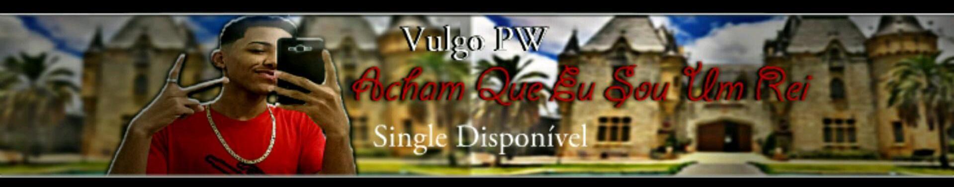 Imagem de capa de Vulgo PW