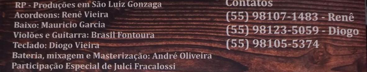 Imagem de capa de Renê Diogo & Brasil Fontoura