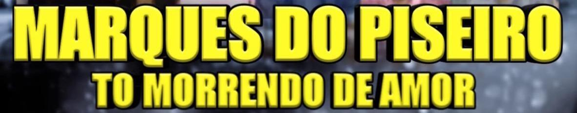 Imagem de capa de Marques do Piseiro