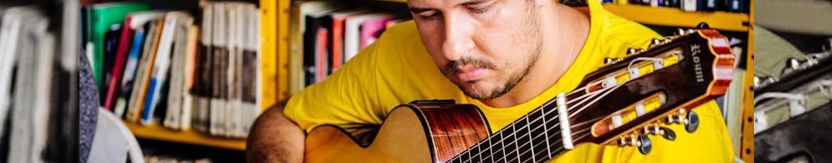 Imagem de capa de Marcos Caetano