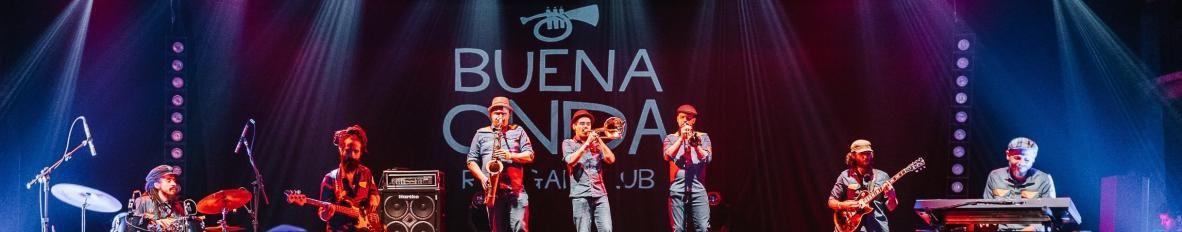 Imagem de capa de Buena Onda Reggae Club