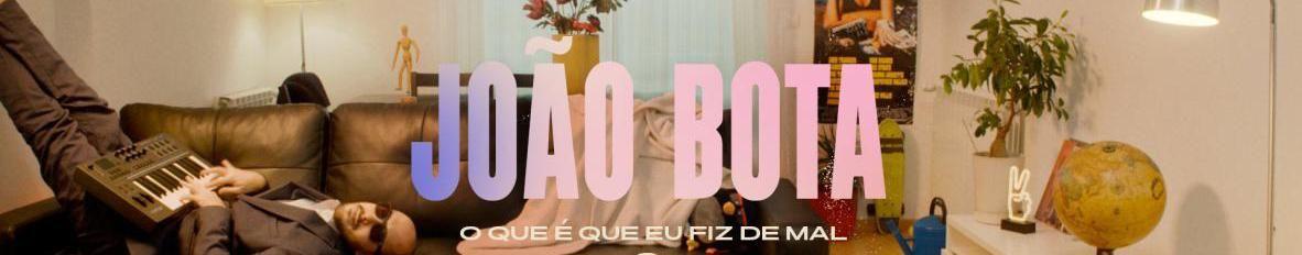 Imagem de capa de João Bota