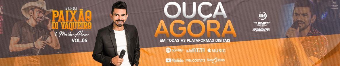 Imagem de capa de Banda Paixão di vaqueiro