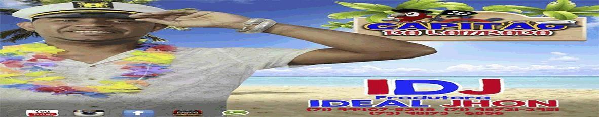 Imagem de capa de O Capitão da Lambada
