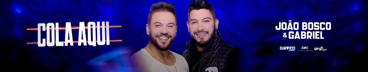 Imagem de capa de João Bosco e Gabriel