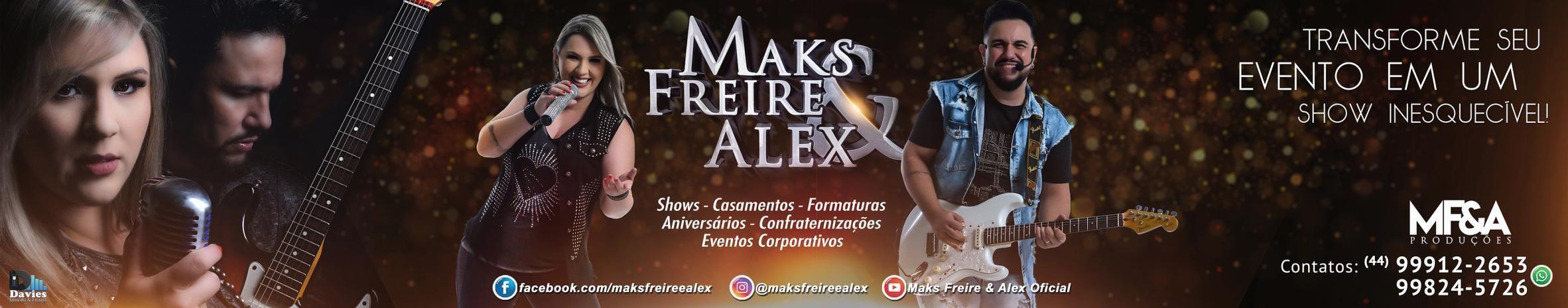 Imagem de capa de Maks Freire & Alex