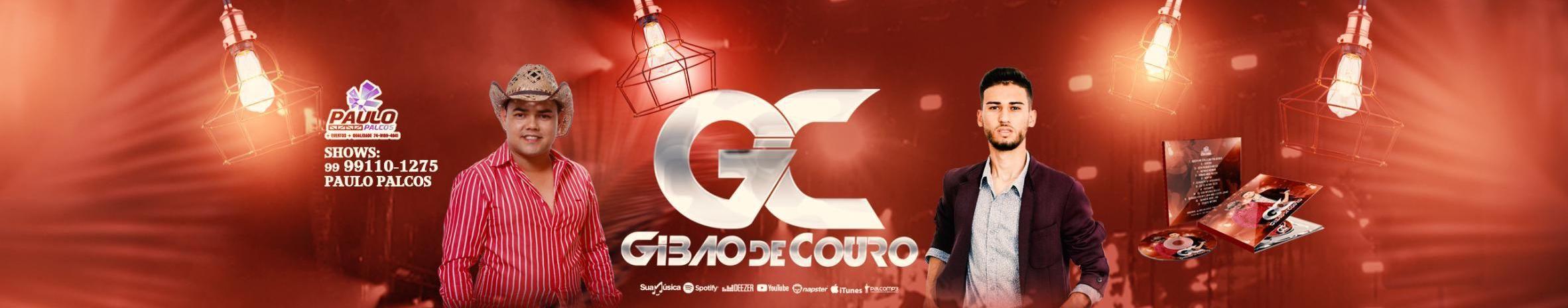 Imagem de capa de Banda Gibão de Couro