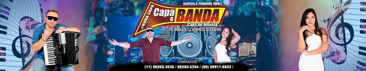 Imagem de capa de Capa de Revista Oficial