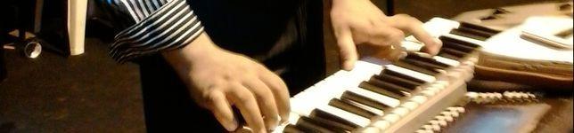 Isaque dos teclados