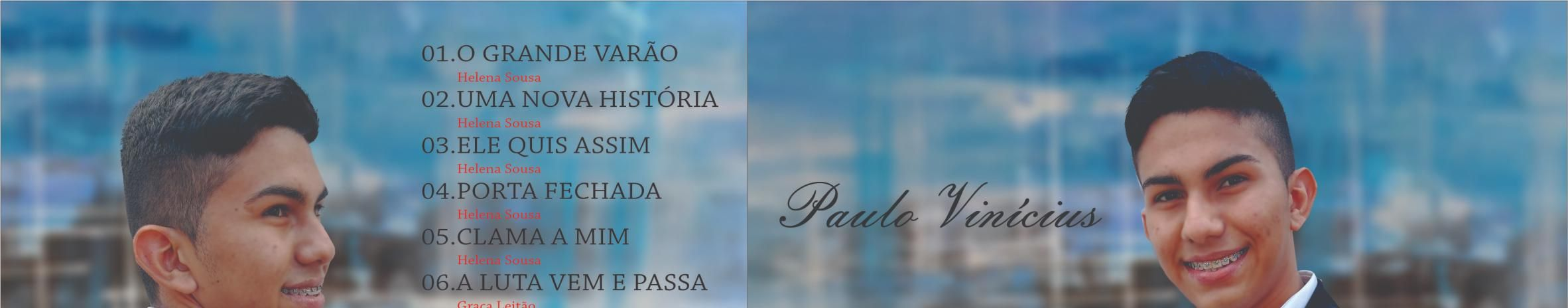Imagem de capa de Paulo Vinicius