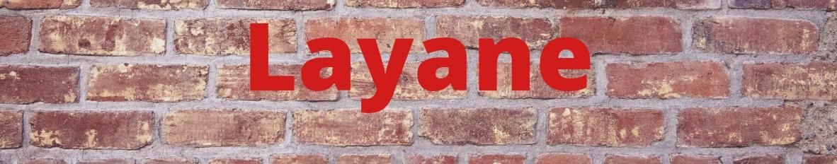 Imagem de capa de Layane