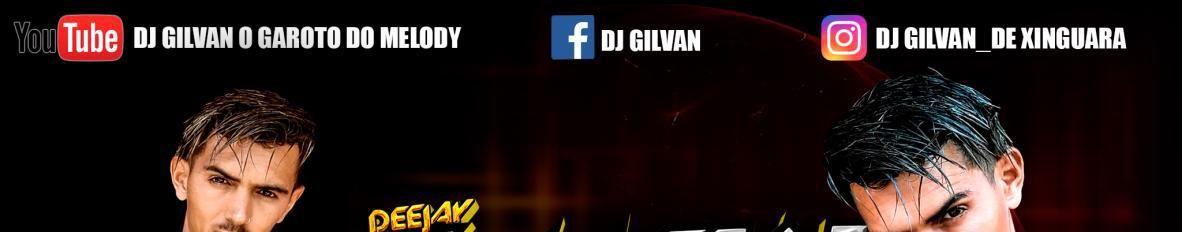 Imagem de capa de Dj Gilvan O Garoto do Melody