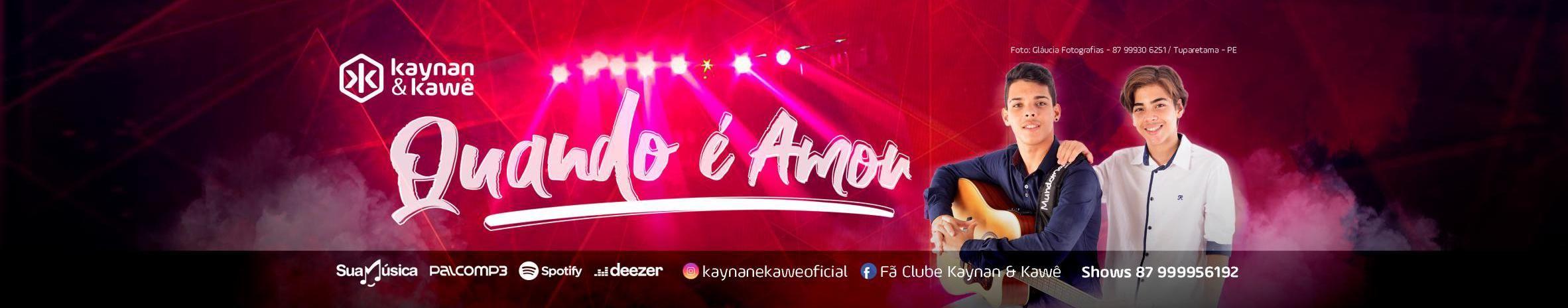 Imagem de capa de Kaynan & Kawê