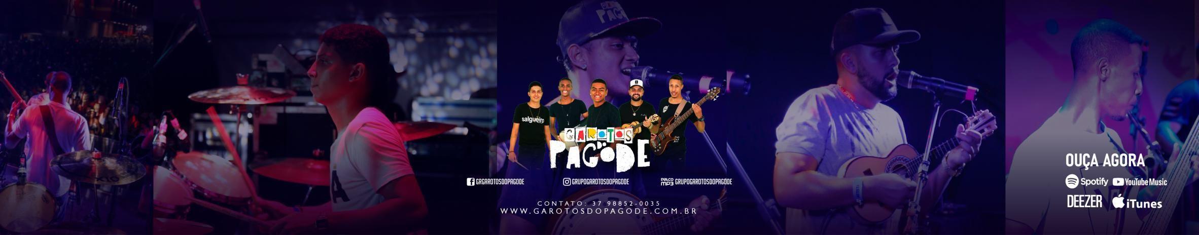 Imagem de capa de Garotos do Pagode