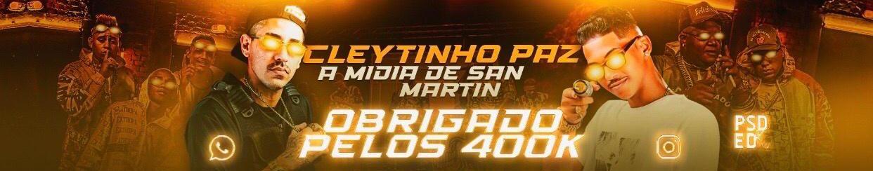 Imagem de capa de Cleytinho Paz A Mídia De San Martin