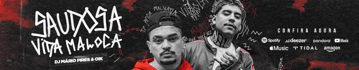 Imagem de capa de DJ Mário Pires