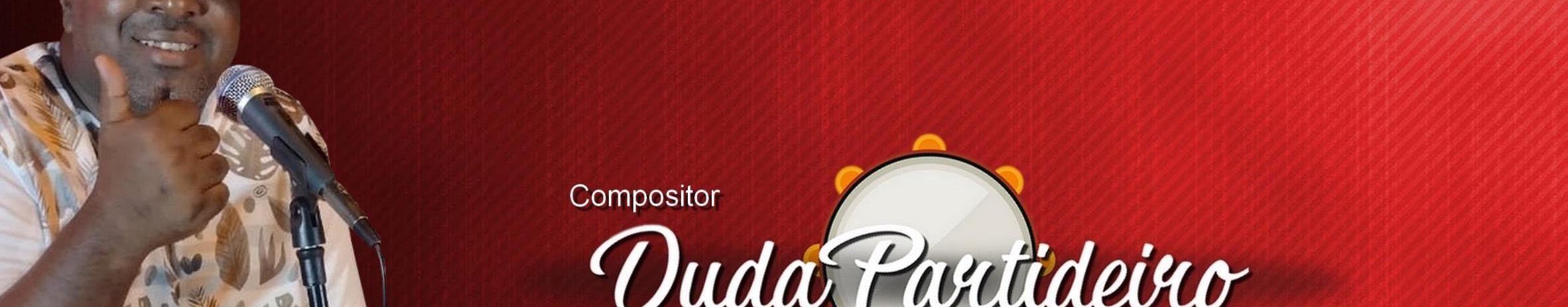 Imagem de capa de Duda Partideiro