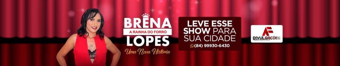 Imagem de capa de Brena Lopes A Rainha Do forró