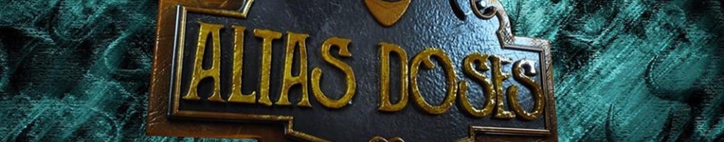Imagem de capa de Altas Doses