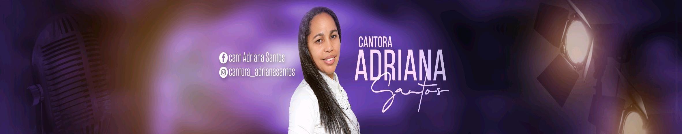 Imagem de capa de Cantora Adriana Santos