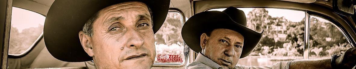 Imagem de capa de Zezé e Mascarenhas