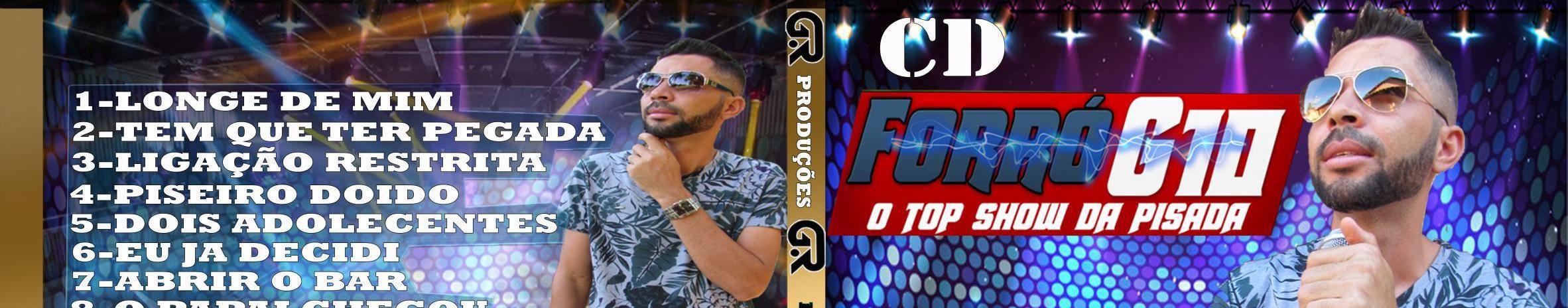 Imagem de capa de FORRÓ G10 O TOP SHOW DA PISADA
